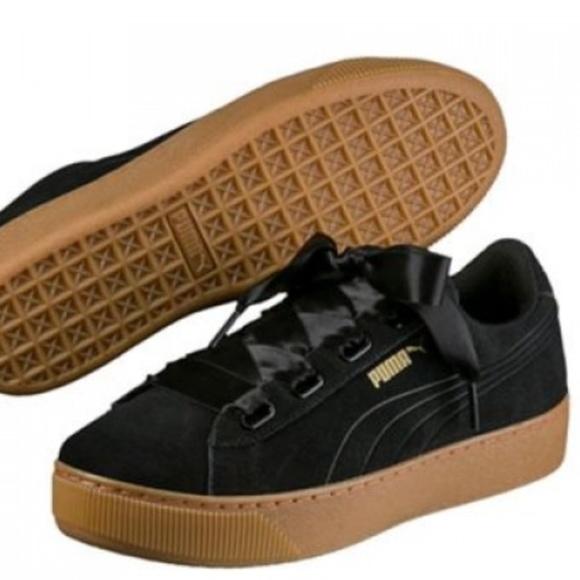 scarpe puma vikky platform